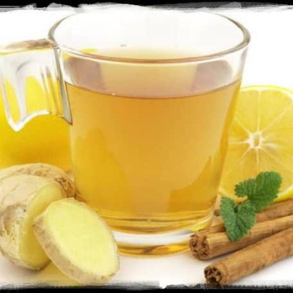 Имбирный чай похудеть
