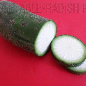 Витамины зеленой редьки