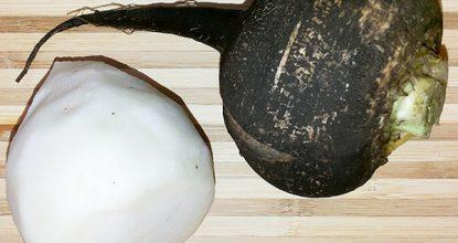 Редька для похудения — черную или зеленую выбрать?
